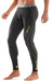 Skins DNAmic Long Tights Men black